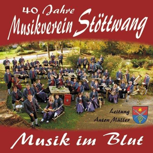 CD Musik im Blut von 2008
