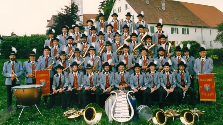 1988 20-jähriges Vereinsjubiläum
