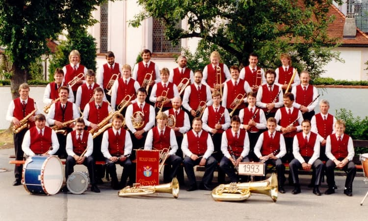 1993 25-jähriges Vereinsjubiläum