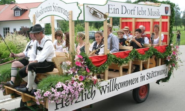 2008 Bezirksmusikfest in Stöttwang