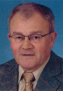 Festausschuss Bürgermeister Richard Ficker