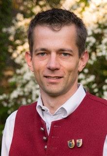Festausschuss Vorstand Bernhard Hiemer