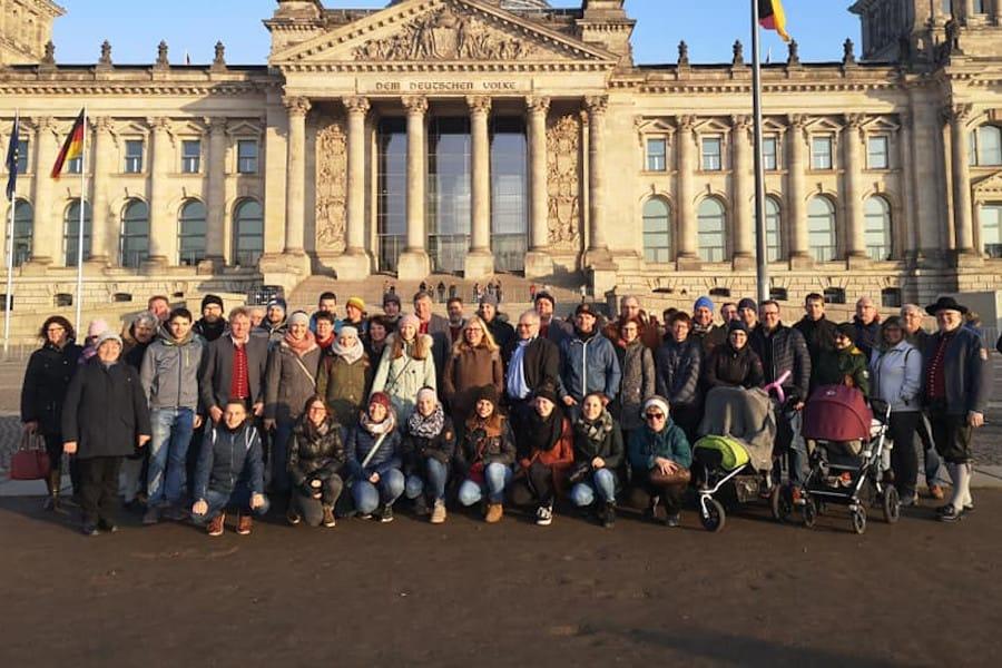 Berlinfahrt 2020