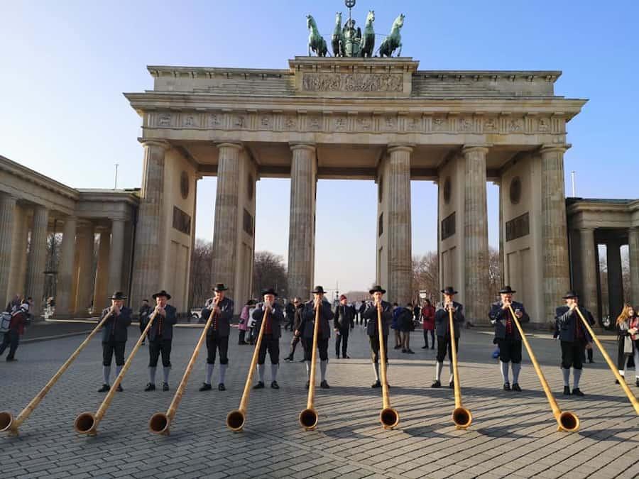 Berlin ist eine Reis wert – Musikverein Stöttwang.