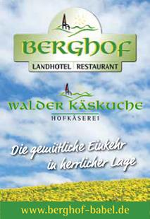 Berghof Landhotel & Restaurant