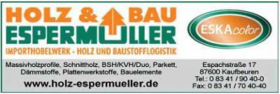 Holz & Bau Espermüller