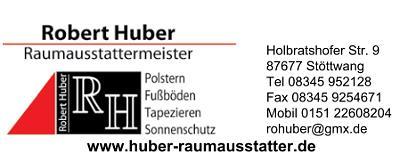 Robert Huber Raumausstatter