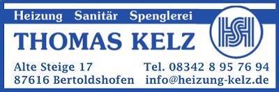 Thomas Kelz Heizung und Sanitär