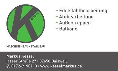 Markus Kessel Maschinenbau - Stahlbau