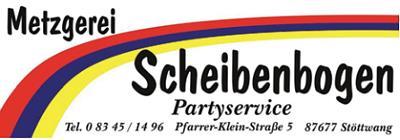 Metzgerei und Partyservice Scheibenbogen