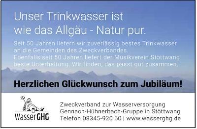 Wasser GHG