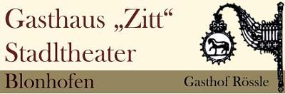 Gasthaus Zitt